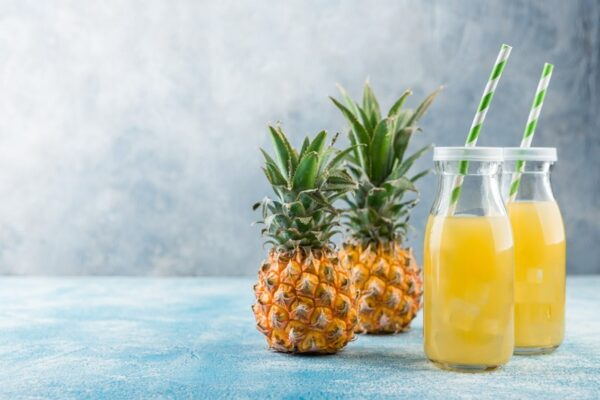 Pourquoi consommer du Jus OMON Ananas ?